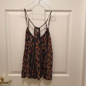 Urban Outfitters printed tank